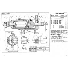 МЧ00.21.00.00 Цилиндр пневматический (KOMPAS 3D 13)