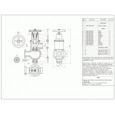 КИКГ.050116.401 Клапан (KOMPAS 3D 13)