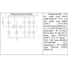 Модулятор частотный