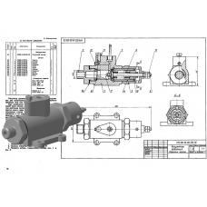 МЧ00.16.00.00 Регулятор давления (KOMPAS 3D 13)