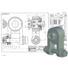 МЧ00.27.00.00 Буфер (T-Flex CAD 3D 12)