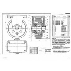МЧ00.31.00.00 Колесо (T-Flex CAD 3D 12)