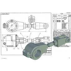 МЧ00.71.00.00 Тяга (T-Flex CAD 3D 12)