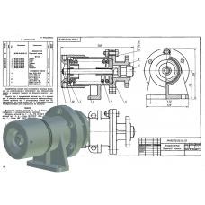 МЧ00.78.00.00 Амортизатор (T-Flex CAD 3D 12)