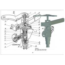 00-000.06.09.09.00 Насос (T-Flex CAD 3D 12)