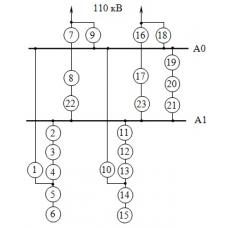 Схема ТЭС